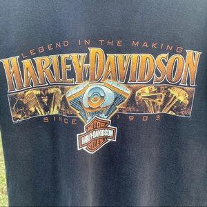 Harley-Davidson Vintage Mens Legend in the Making